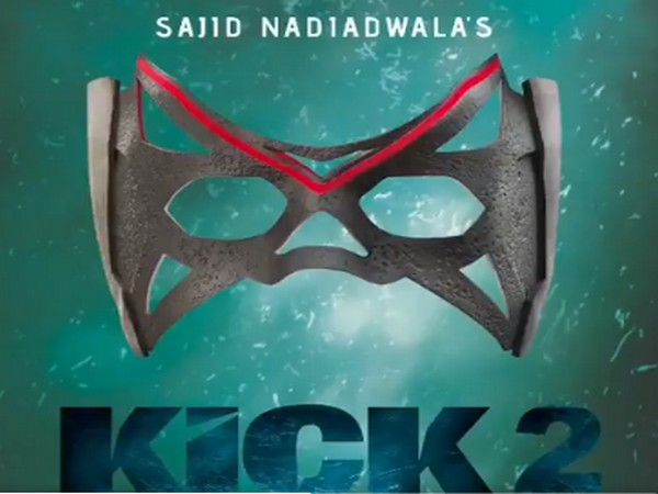 First look poster of 'Kick 2' (Image Source: Twitter)