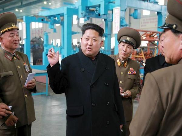 North Korean leader Kim Jon Un