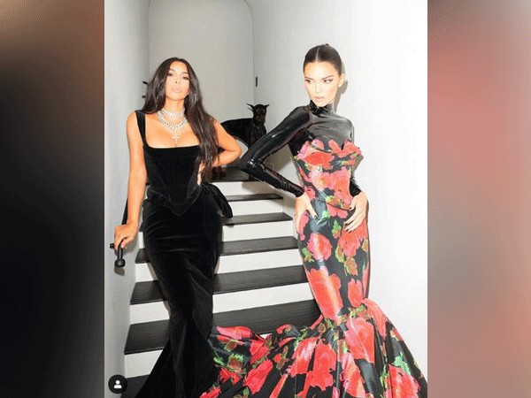 Kim Kardashian and Kendall Jenner (Image Courtesy: Instagram)