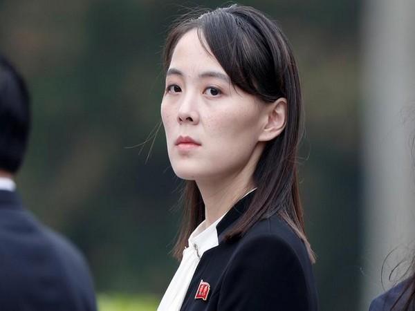 Kim Yo-jong, sister of North Korean leader Kim Jong-un (File photo)