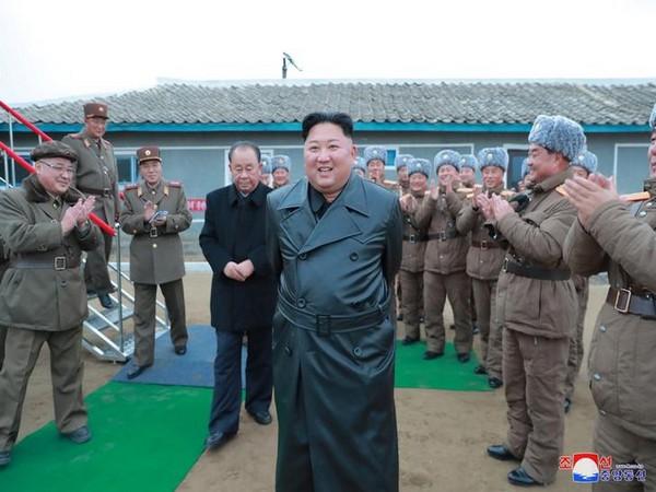 North Korea leader Kim Jong-un (file photo)