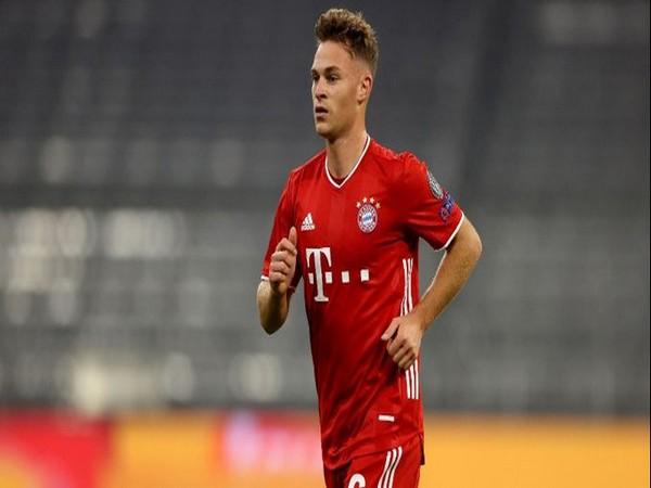 Bayern Munich midfielder Joshua Kimmick (Photo/ FC Bayern Twitter)