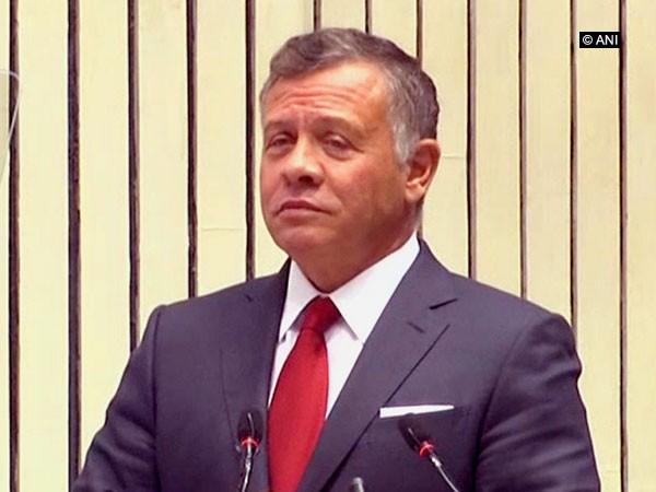 Jordan King Abdullah II (File Image/ANI)