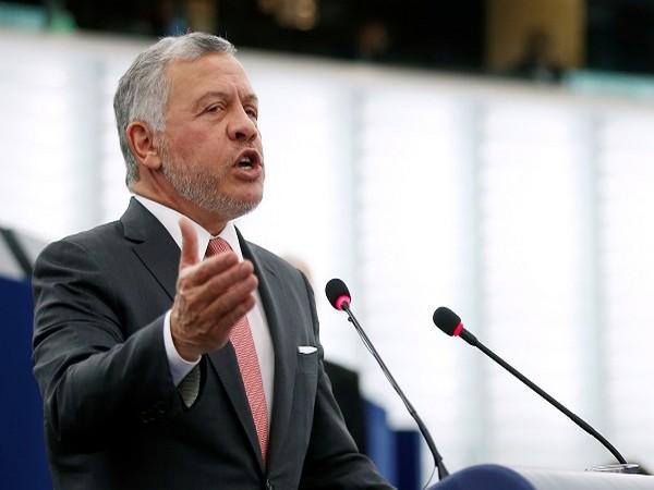 King of Jordan Abdullah II (Photo Credit: Reuters)