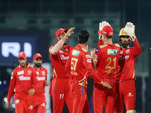 Punjab Kings players (Photo/ IPL Twitter)