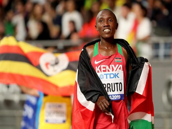 Kenya's Rhonex Kipruto