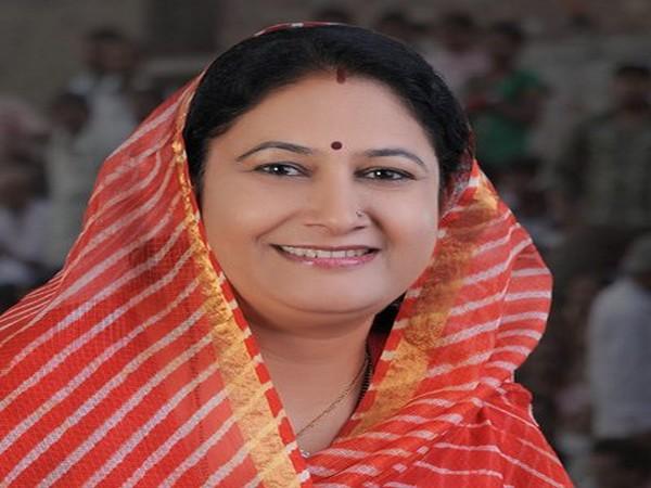 BJP leader Kiran Maheshwari passed away at Medanta Hospital in Gurugram on late Sunday night. (Pic courtesy: Kiran Maheshwari's Twitter)