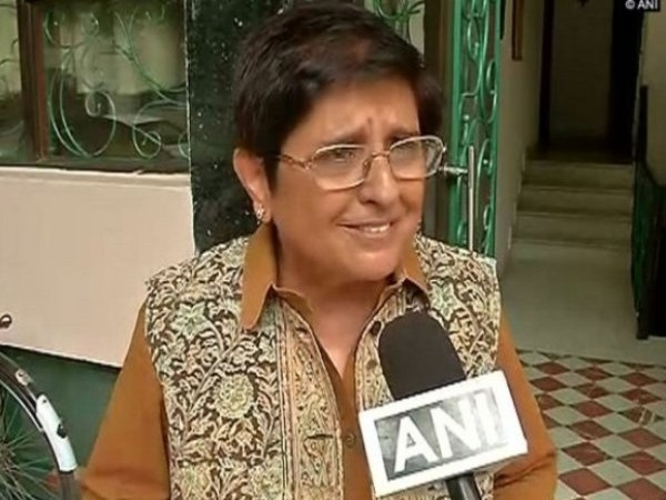 Puducherry Lieutenant Governor Kiran Bedi (File photo)