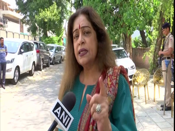 Veteran Bollywood actor and BJP MP Kirron Kher (file)
