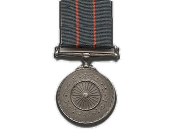 An Image of Kirti Chakra award [picture courtesy: IAF website ]