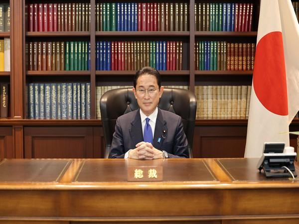 Japanese Prime Minister Fumio Kishida