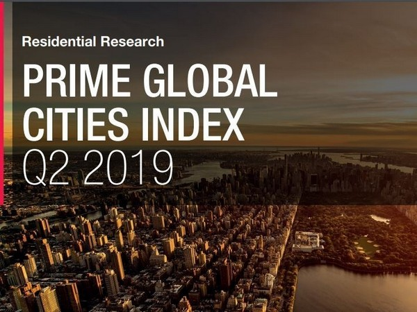 The index tracks the movement in luxury residential prices across 46 cities globally