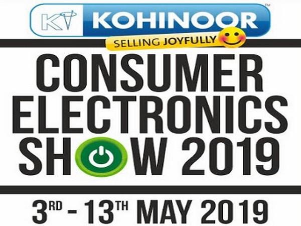 Kohinoor Electronics - Consumer Electronics Show, 2019