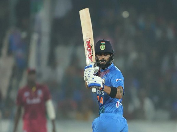 India skipper Virat Kohli (Photo/ ICC Twitter)
