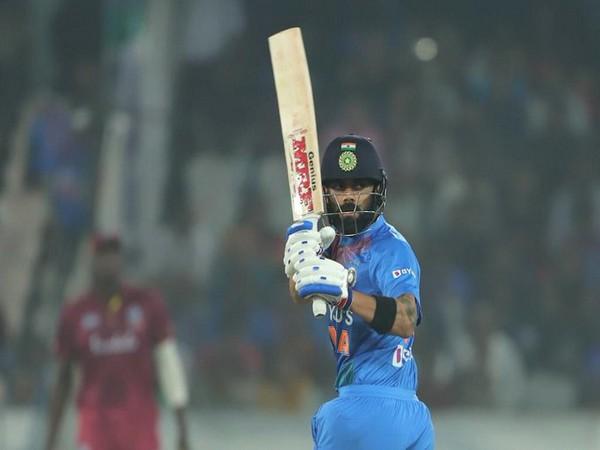 Indian skipper Virat Kohli (file picture)