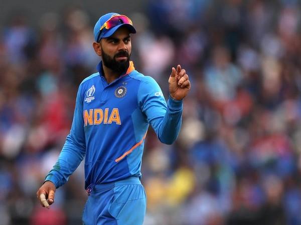 भारत के कप्तान विराट कोहली