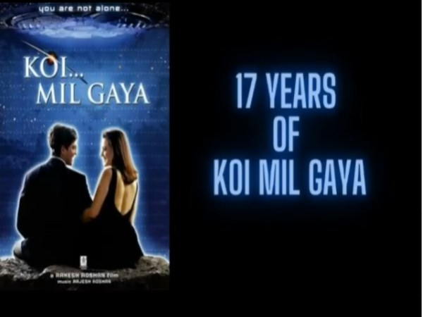 Bollywood sci-fi movie 'Koi...Mil Gaya' completes 17 years of its release (Image source: Instagram)
