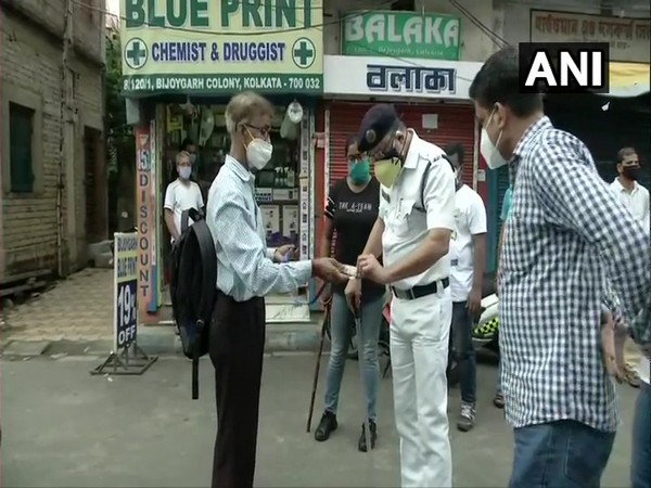 West Bengal observes tougher restrictions for lockdown in the state beginning Thursday. (Photo/ANI)