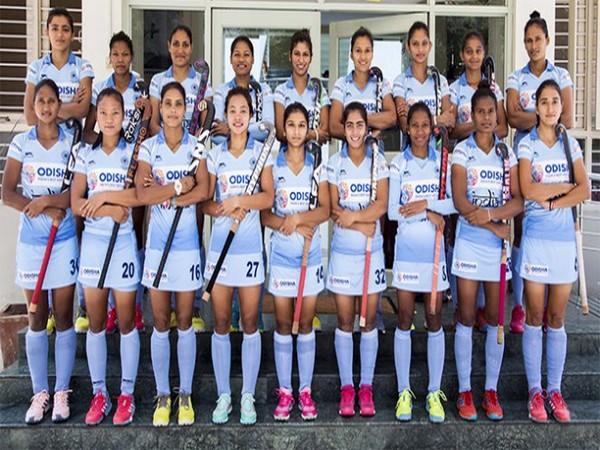 Indian Women's Hockey team (Photo/ Hockey India)