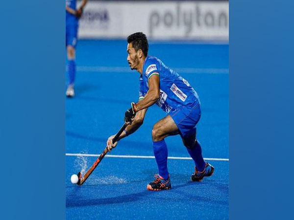 Indian hockey defender Kothajit Singh (Photo/Hockey India Twitter)