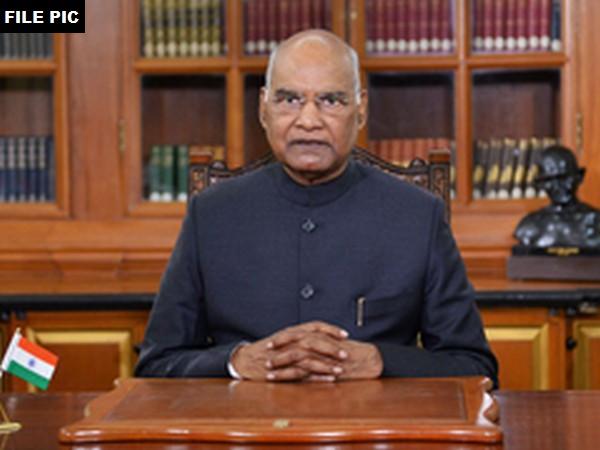 President Ram Nath Kovind (File Photo)
