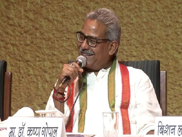 RSS functionary Krishna Gopal would be addressing a meeting of Muslim professionals in New Delhi. (File photo)