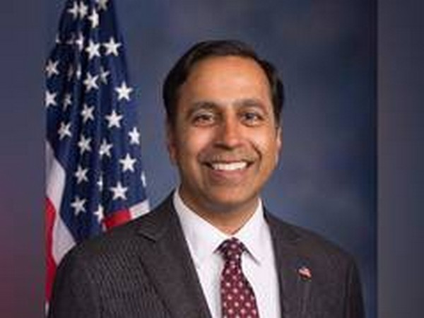 Indian-American Congressman Raja Krishnamoorthi (File Photo)