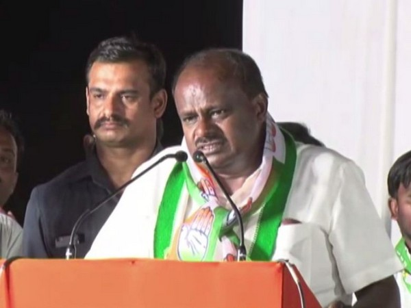 Karnataka CM HD Kumaraswamy. (File photo/ANI)