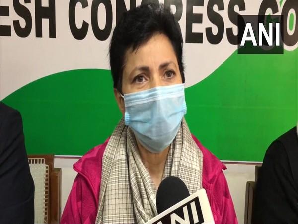 Congress leader Kumari Selja (File Photo)