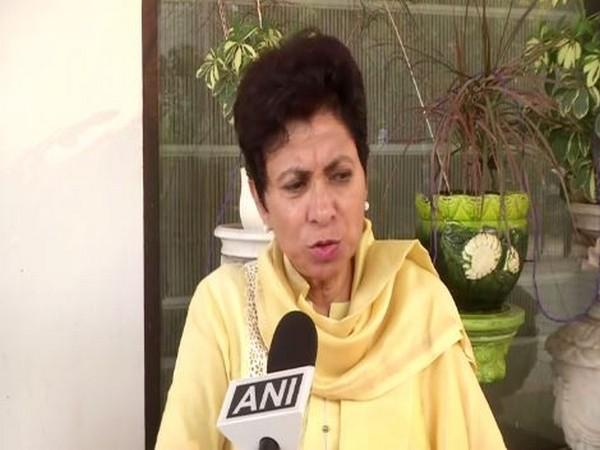 Haryana Pradesh Congress Committee president Kumari Selja