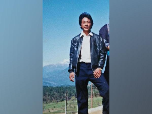 Tibetan tourist guide Kunchok Jinpa (ANI)