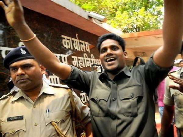 Jailed Naxal Kundan Pahan. File photo