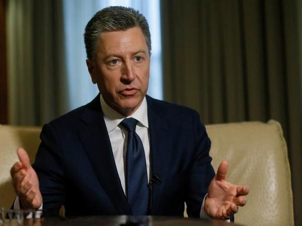 Former US special envoy for Ukraine Kurt Volker. (File Photo)