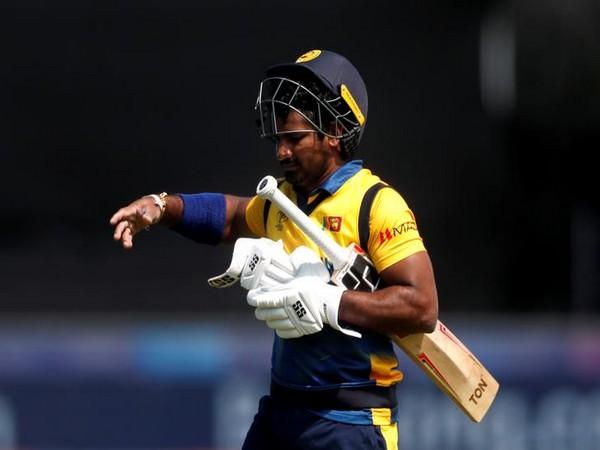 Sri Lanka batsman Kusal Perera (Photo/ SLC Twitter)