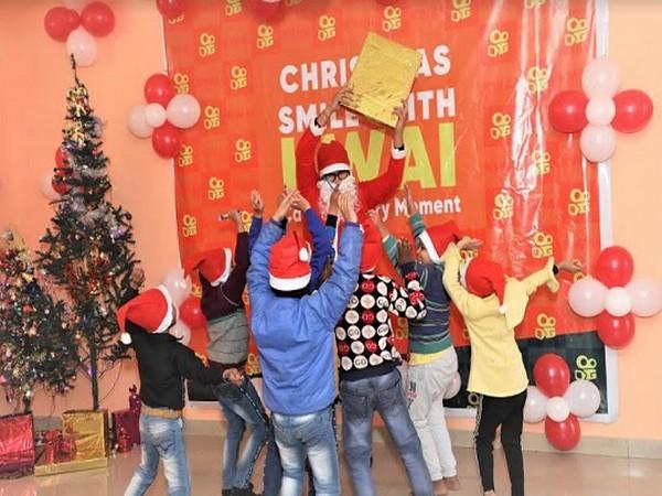 Kwai holds Christmas event on December 24 at Desire Society. Photo: Courtesy of Kuaishou Technology