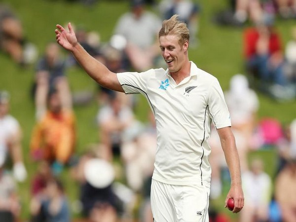 New Zealand pacer Kyle Jamieson (file image)