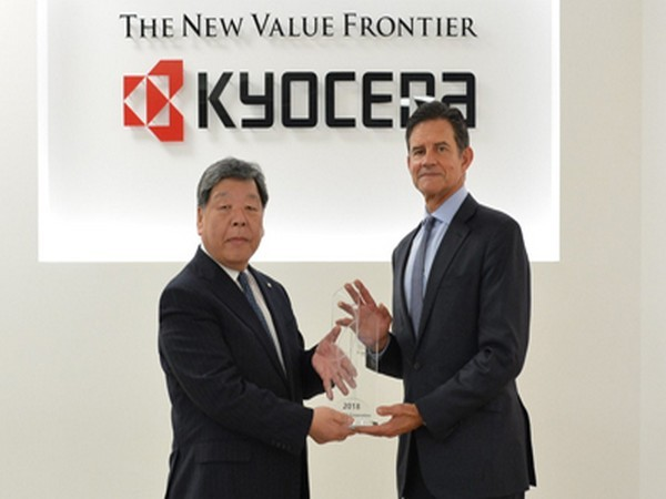 Kyocera Corporation recognised as one of the Derwent Top 100 Global Innovators 2018-19 by Clarivate Analytics.