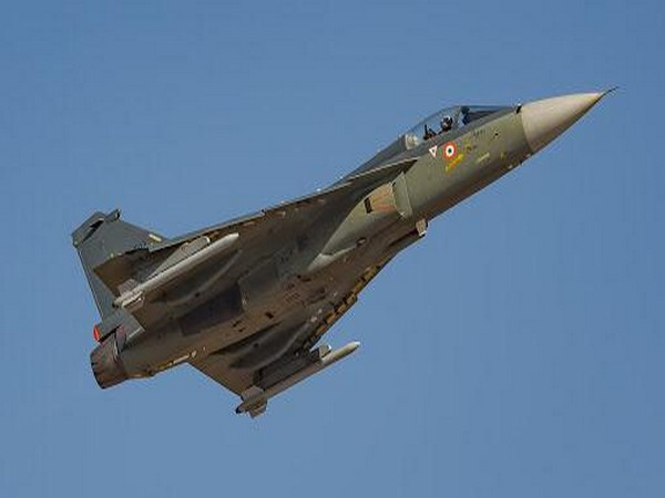 LCA Tejas fighter plane (File photo)