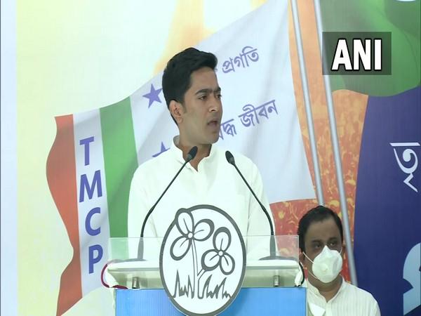TMC leader Abhishek Banerjee (File photo)