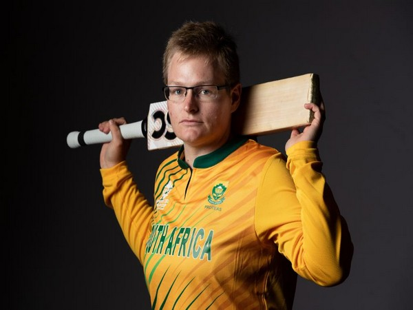 South Africa batter Lizelle Lee (Photo/T20 World Cup Twitter)