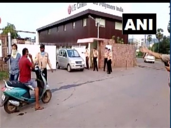 A visual from the mishap site (Photo/ANI)