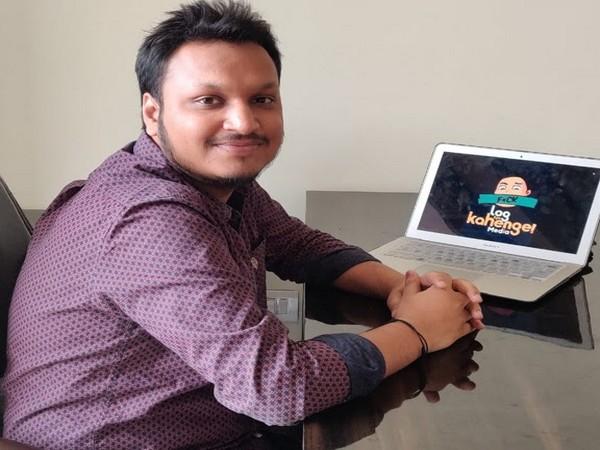 Himanshu Singla, Founder, LKK Media