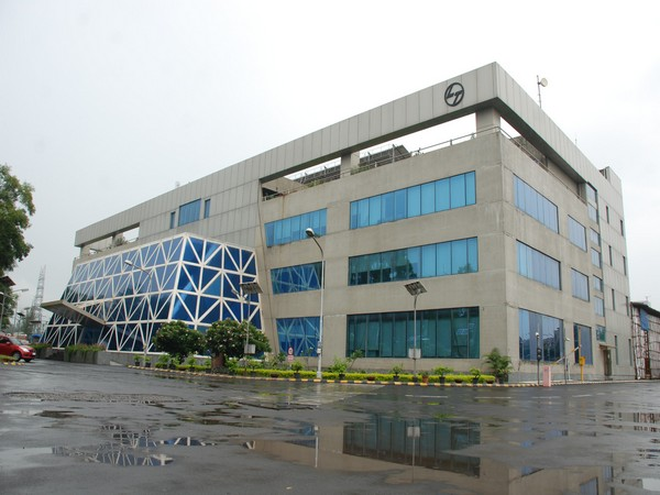 L&T is engaged in technology, engineering, construction, manufacturing and financial services.