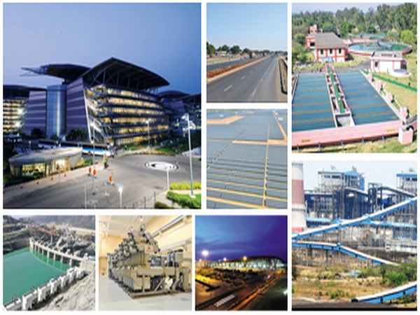 L&T is an Indian multinational with over 20 billion dollars in revenue