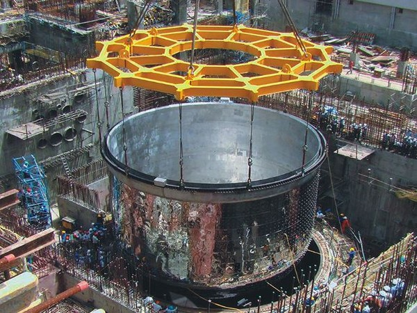 L&T's heavy engineering business won the prestigious contract in 2012
