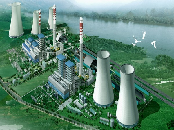 L&T Power provides integrated concept-to-commissioning solutions for thermal power plants