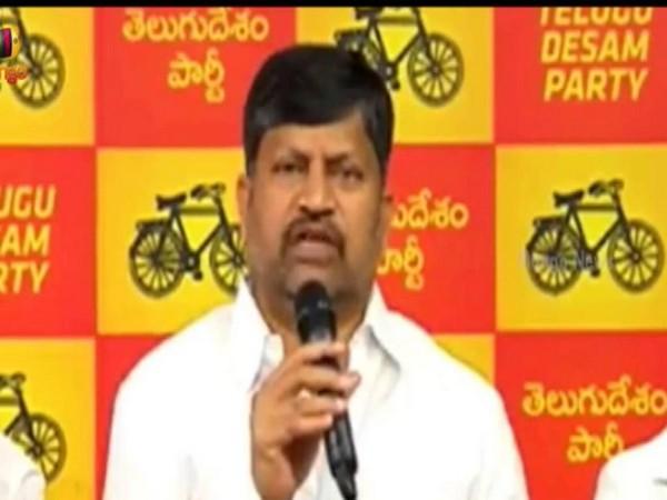 Telangana TDP president, L Ramana (File Photo)