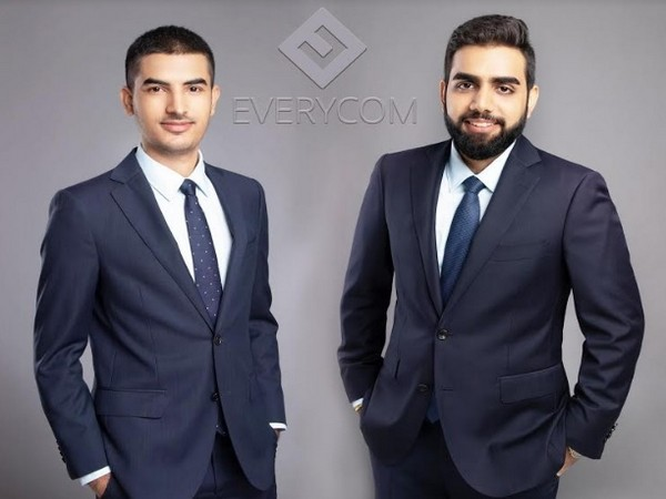 L to R: Shubham Tripathi, Co-founder & CTO, EVERYCOM and Vikrant Malik, Co-founder & CEO, EVERYCOM
