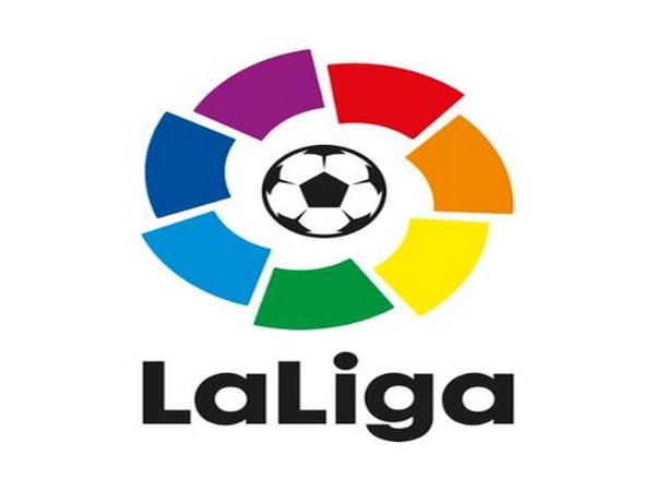 La Liga logo.