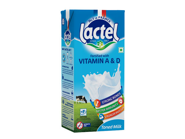 Lactel UHT Milk